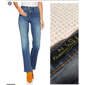 Not your daughters NYDJ tummy tuck jeans style 700